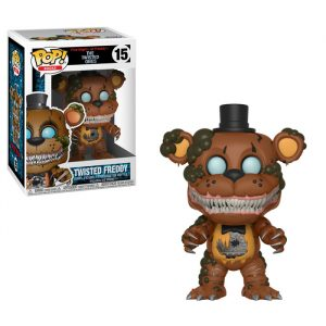 Twisted Freddy Funko Pop