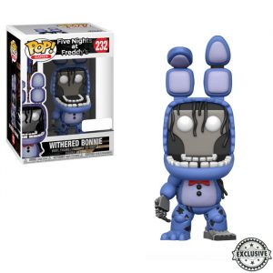 Withered Bonnie Funko Pop