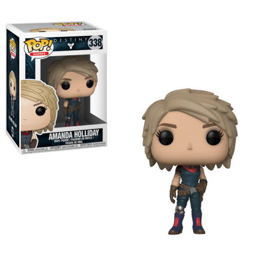Amanda Holliday Funko Pop
