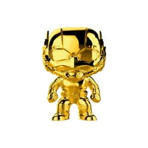 Ant-Man Gold Chrome Funko Pop