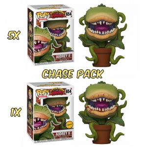 Audrey II Chase Pack Funko Pop