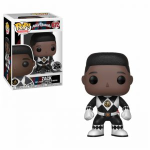 Black Ranger Zack Funko Pop
