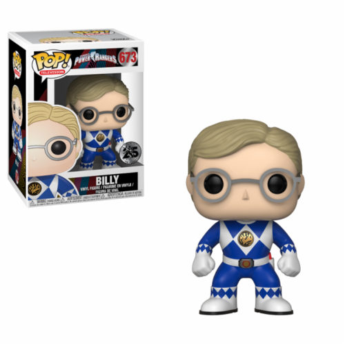 Blue Ranger Billy Funko Pop