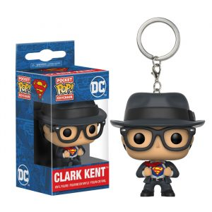 Clark Kent Pocket Pop Keychain