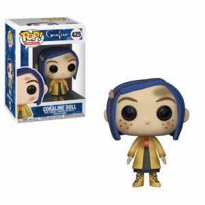Coraline as a Doll Funko Pop