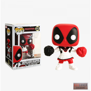 Deadpool Cheerleader