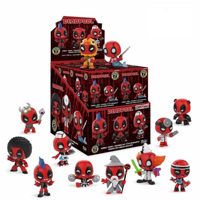 Deadpool Exclusive Mystery Mini