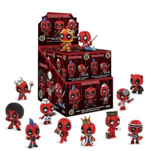 Deadpool Mystery Mini