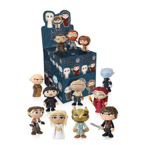 Game of Thrones S3 Mystery Mini
