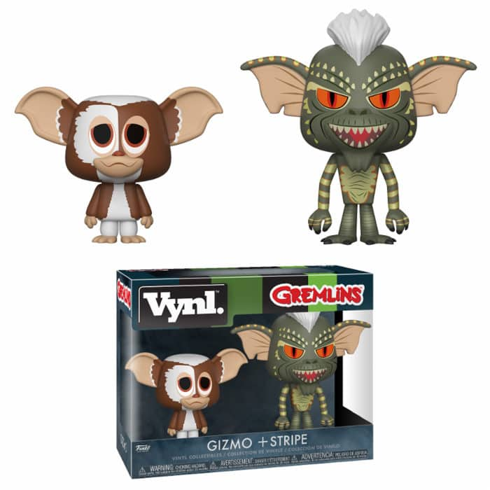 Gizmo & Stripe Vynl 2-pack