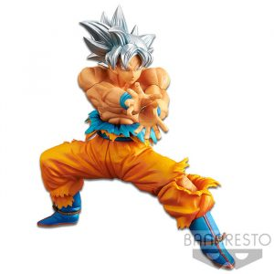 Goku Ultra Instinct Figure Banpresto