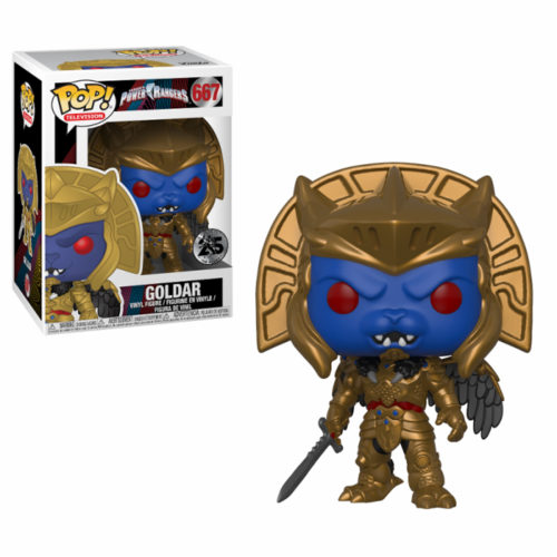 Goldar Funko Pop