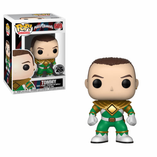 Green Ranger Tommy Funko Pop
