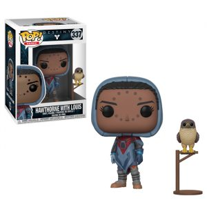 Hawthorne with Louis Funko Pop