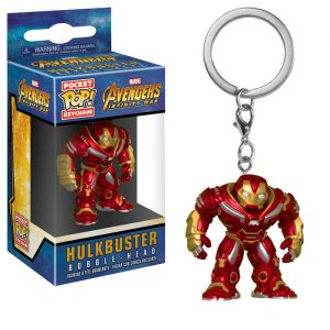 Hulkbuster Pocket Pop Keychain