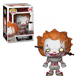 IT Pennywise with Wrought Iron