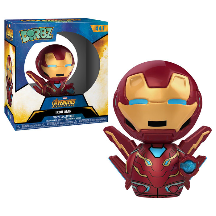 Iron Man Wings Dorbz