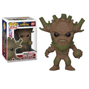 King Groot Funko Pop