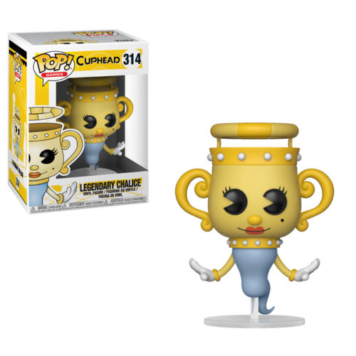Legendary Chalice Funko Pop
