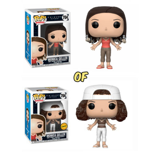Monica Geller Funko Pop