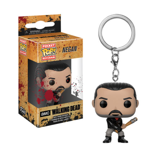 Negan Pocket Pop Keychain