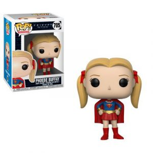 Phoebe Buffay as Supergirl Funko Pop