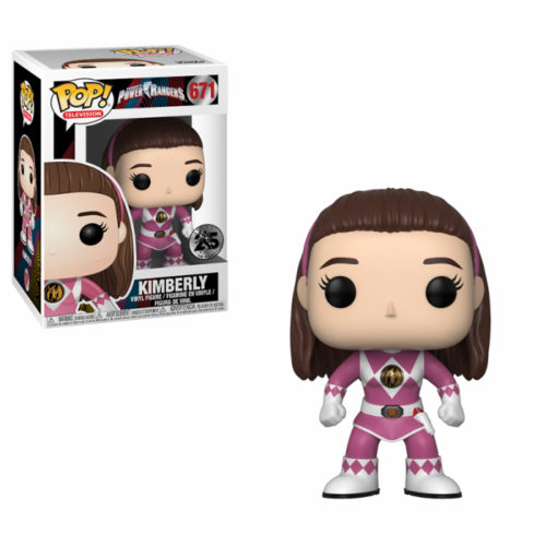 Pink Ranger Kimberly Funko Pop