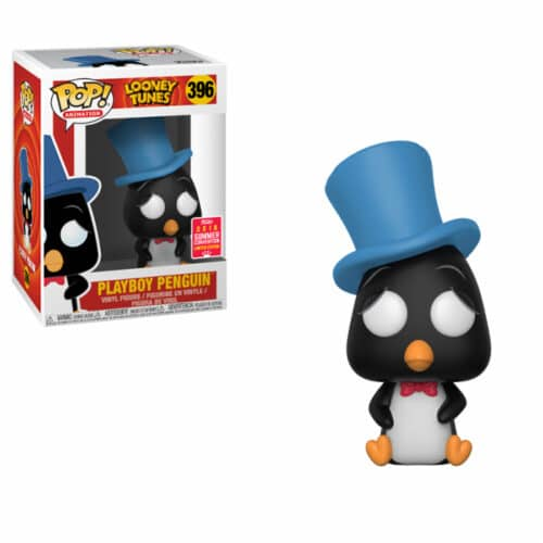 Playboy Penguin SDCC Funko Pop