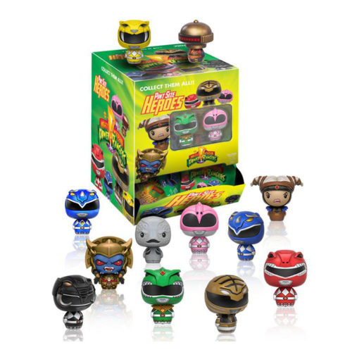 Power Rangers Pint Size Heroes