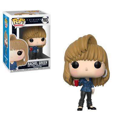 Rachel Green 80's Hair Funko Pop