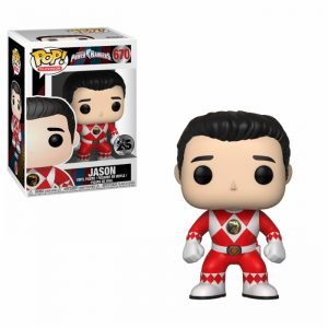 Red Ranger Jason Funko Pop