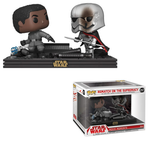 Rematch on the Supremacy Funko Pop Movie Moment