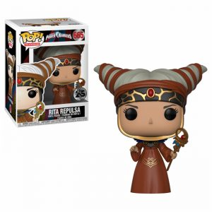 Rita Repulsa Funko Pop