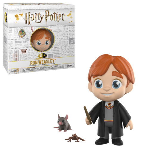 Ron Weasley 5 Star Figure