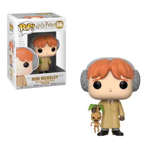 Ron Weasley Herbology Funko Pop