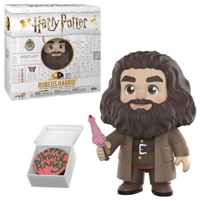 Rubeus Hagrid 5 Star Figure