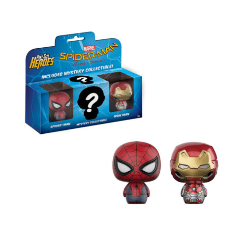 Spider-Man Pint Size Heroes 3-Pack