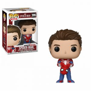 Spider-Man Unmasked Funko Pop