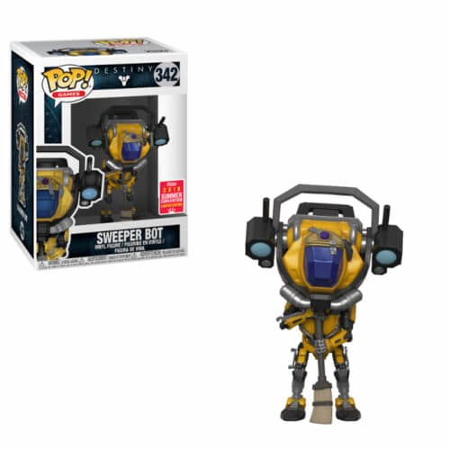 Sweeper Bot SDCC Funko Pop