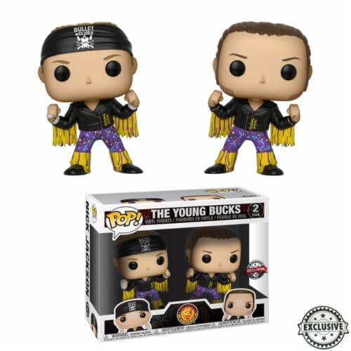 The Young Bucks Funko Pop 2-pack