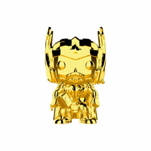 Thor Gold Chrome Funko Pop