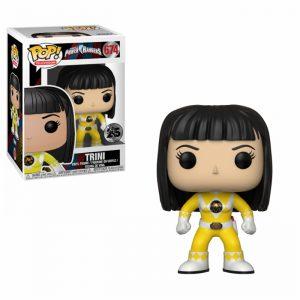 Yellow Ranger Trini Funko Pop