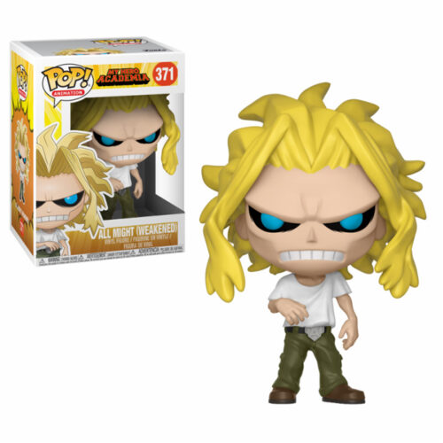 All Might Weakened Funko Pop