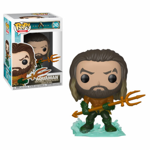 Aquaman Arthur Curry Funko Pop