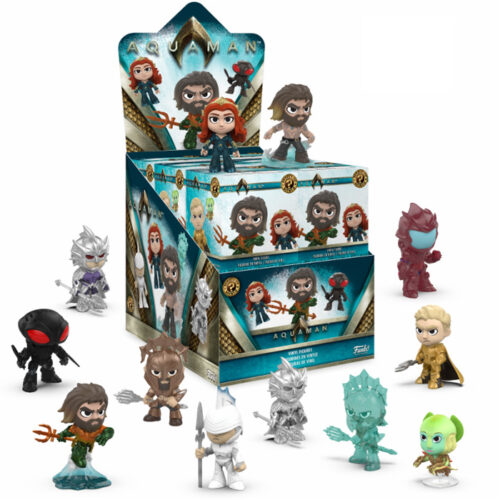 Aquaman Mystery Mini