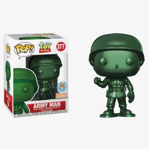 Army Man (Metallic) Funko Pop