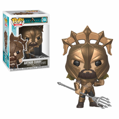Arthur Curry ad Gladiator Funko Pop