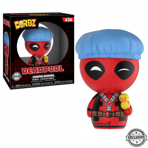 Bathtime Deadpool Dorbz