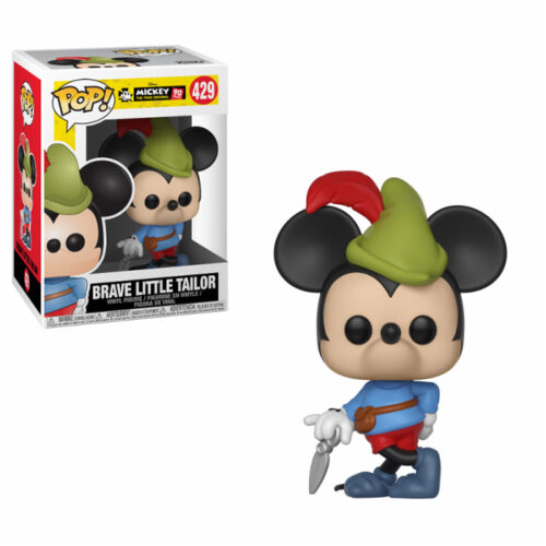 Brave Little Tailor Mickey Funko Pop