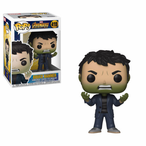 Bruce Banner Angry Funko Pop